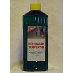 Terpentin Mineralsk 0,75 Liter