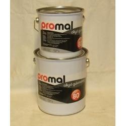 Promal Gulv Maling Grå (Blank) 5 Liter