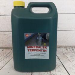 Terpentin mineralsk 5 Liter