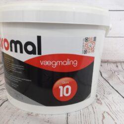 Vægmaling Gl. 10 10 Liter