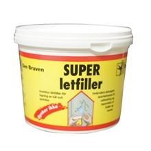 Zwaluw Super letfiller – Gipsspartel, 750 ml