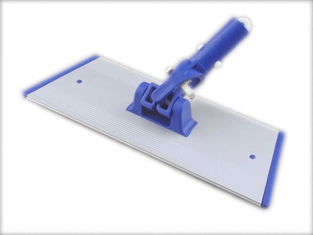Alu fremfører m/lås og velcro 23cm