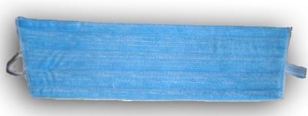 Blå vådmoppe 45 cm