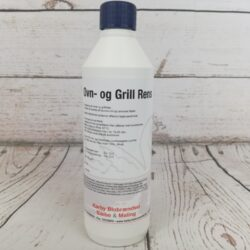 Ovn & Grillrens 0,5 Liter